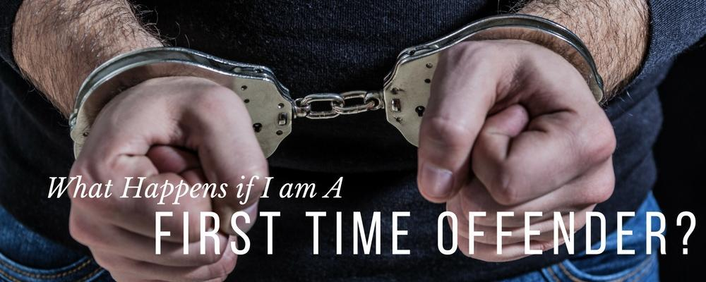 What Happens if I am A First-Time Offender? | Joffe Law, P A